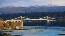 Hotely Menai Bridge