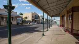 Hotely Charters Towers